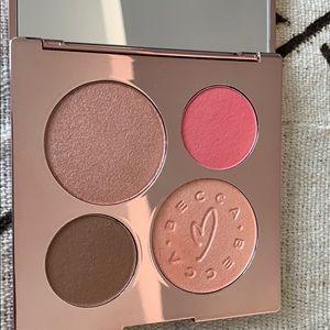 Becca Cosmetics X Chrissy Teigen Glow Face Palette